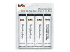 Plews 570-11357 White Lithium Grease 3 oz.