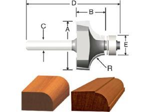 Vermont American 23131 0.18 in. Roundover & Beading Router Bit