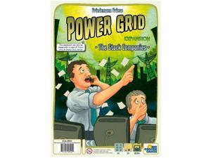 Rio Grande Games RIO524 Power Grid The Stock Companies Board Game