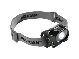 Pelican Plo2755110 Pelican 72-Lumen 2755 Safety Approved 3-Mode Led Headlight (Black)