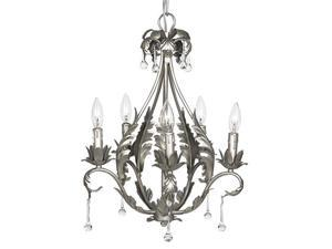 Jubilee Collection 7799 Chand - 5-Arm - Caesar - Pewter