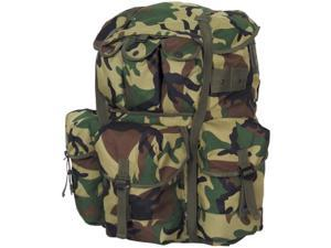 Fox Outdoor 54-514T Large Nylon Alice Pack, Camouflage