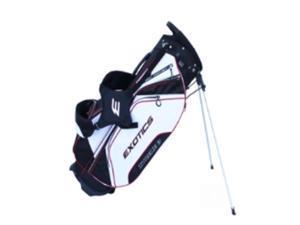 Tour Edge Golf UBAEXSB37 Exotics Extreme 3 Stand Bag - Black, Char & Blue