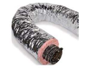 Ll Building Products F8IFD10X300 Flexible Duct, 10 in. Dia. x 25 Ft.