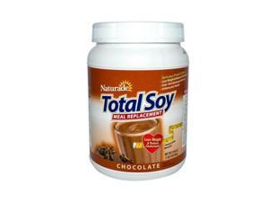 Naturade 0951681 Total Soy Meal Replacement, Chocolate - 19.05 oz