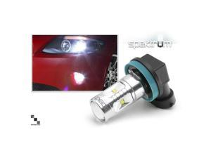 Bimmian WLF32NYYY Weisslicht LED Fog Light Bulbs F32 Without LED Headlights, Pair Of Spektrum White LED Bulbs