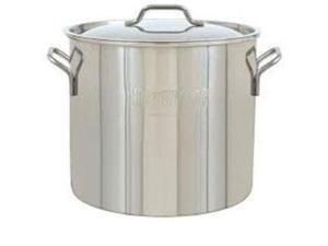 BARBOUR 40 QT BREW KETTLE SS STOCKPOT