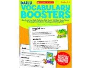 Scholastic Daily Vocabulary Builders