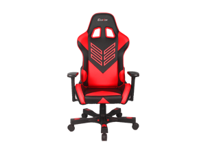 CRANK SERIES ONYLIGHT EDTION GAMING CHAIR-BLACK /RED