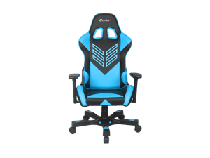 CRANK SERIES ONYLIGHT EDTION GAMING CHAIR-BLACK/BLUE