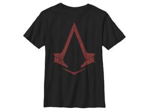 Assassin's Creed Syndicate Logo - Boys Graphic T Shirt