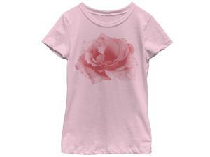 Lost Gods Blooming Rose Girls Graphic T Shirt