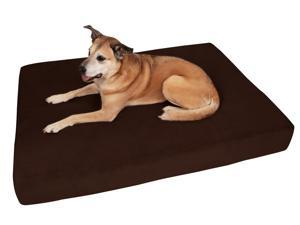 "Big Barker 7"" Pillow Top Orthopedic Dog Bed (L - XL - XXL, Sleek Edition) for Large and Extra Large Breed Dogs"