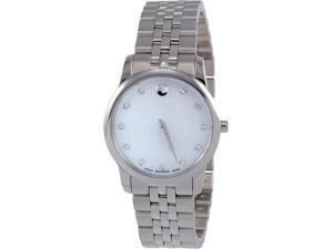 Movado Women's 0606612 Museum Classic Stainless Steel Watch