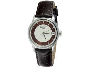 Tissot T-Classic Luxury Automatic Ladies Watch T0862071626100