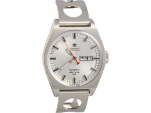Tissot PR 516 40 mm Silver Dial Automatic Heritage Men's Watch T0714301103100
