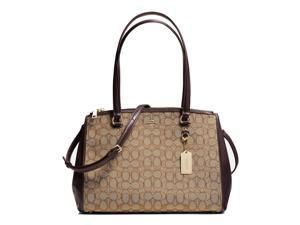 Coach 36912LIC7C STANTON CARRYALL IN SIGNATURE CANVAS 36912-LIC7C
