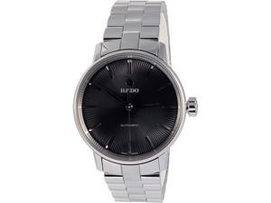 Rado R22862153 Coupole Men's Stainless Steel Black 32MM Automatic Analog Watch