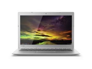 Toshiba Chromebook 2 - 13.3 Inch IPS Full HD Display, Intel Celeron N2840, 4GB RAM, 16GB SSD
