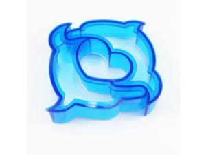 KaLaiXing brand Sandwich Cutter Cookie Biscuit Cutter. dolphin-Shaped Cutter Mould DIY Tools for Lunch Sandwich Toast Cake Bread Cookies
