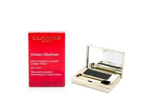 Clarins - Ombre Minerale Smoothing & Long Lasting Mineral Eyeshadow - # 15 Black Sparkle 2g/0.07oz