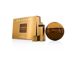 Bvlgari - Aqva Amara Coffret: Eau De Toilette Spray 100ml/3.4oz + Eau De Toilette Spray 15ml/0.5oz 2pcs
