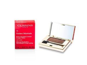 Clarins - Ombre Minerale Smoothing & Long Lasting Mineral Eyeshadow - # 13 Dark Chocolate 2g/0.07oz