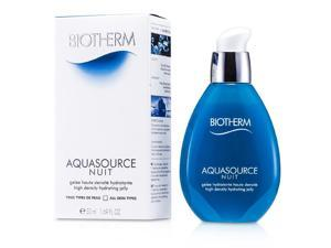 Biotherm - Aquasource Nuit High Density Hydrating Jelly (For All Skin Types) 50ml/1.69oz