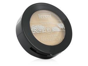 Lavera - 2 In 1 Compact Foundation - # 01 Ivory - 10g/0.3oz