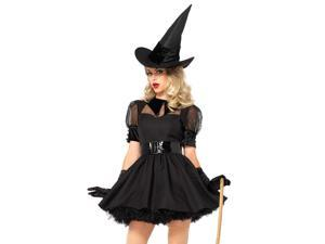 Leg Avenue Women's 3PC. Bewitching witch Costume
