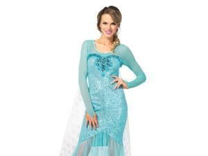 Leg Avenue Women's Fantasy Snow Queen Elsa Costume