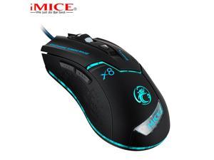 5ba6f07ca10 Ergonomics 3200DPI Wired Gaming Mouse LED Optical USB Computer Mouse Gamer  Mice for PC Laptop Computer for CSGO LOL Game