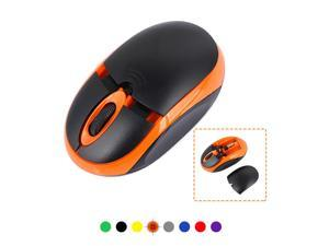 b7cd9e74d84 2.4GHz Wireless Mouse Mini Portable Cordless Optical Ultra Slim Gaming Mice  With USB Receiver For Laptop PC Macbook