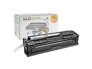 LD © Remanufactured Replacement for Hewlett Packard CF210X (HP 131X) Black High Yield Laser Toner Cartridge for use in HP ...