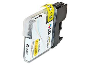 LD © Brother Compatible LC61Bk Black Ink cartridge (LC61 Series)