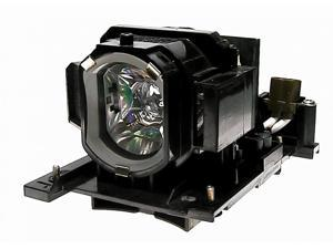 Diamond  Lamp 456-8958H-RJ for DUKANE Projector with a Philips bulb inside housing