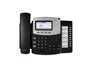 Digium 1TELD051LF D50 Phone w/ 4-Line SIP, HD Voice, NO POWER SUPPLY