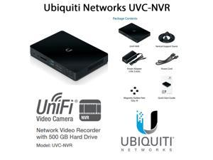 Ubiquiti UniFi Network Video Recorder with 500 GB Hard Drive - UVC-NVR