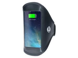 """CTA Digital Carrying Case (Armband) for iPhone 6 Plus, iPhone 6 - Sweat Resistant - Armband - 7.5"""" Height x 17.9"""" Width"""