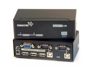 ConnectPRO UR-12-KIT Master-IT USB KVM Switch