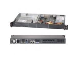 Supermicro Computer Superserver 5017a-ef - Server Barebone - Rack-mountable - Atom - S1260 - 2 Ghz