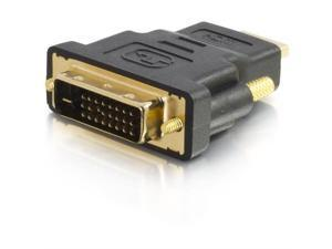 C2g Dvi-d Male To Hdmi Male Adapter Adapt A Dvi-d Extension Cable For Use With An Hd