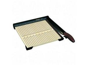 "SharpCut Paper Trimmer 15 Sheets Wood Base 12"" x 14 1/4"""