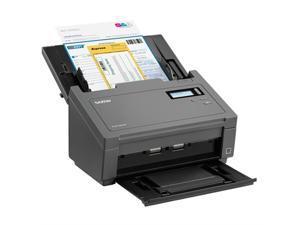 Brother PDS-6000 600 x 600 dpi USB Color Desktop Scanner with Duplex for Higher Scan Volumes