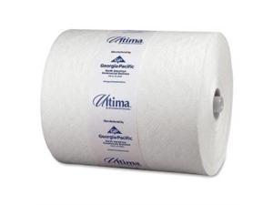 Georgia Pacific GEP2530 High-Capacity Premium Towels- Single-Ply- 567 Towels- 12-CT- WE