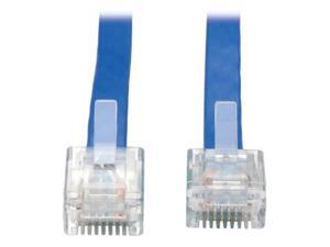 Tripp Lite Cisco Console Rollover Cable (RJ45 M/M), 10 ft.
