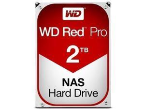 """WD Red Pro WD2002FFSX 2TB 7200 RPM 64MB Cache SATA 6.0Gb/s 3.5"""" NAS Hard Drive Bare Drive"""