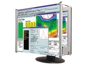 """Lightweight, LCD Monitor Magnifier Filter, Fits 17"""" LCD Screen"""