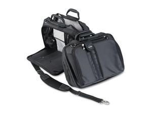 "Contour 15"" Laptop Carrying Case, Nylon, 16-1/2 X 6-1/2 X 12-1/2, Blac"