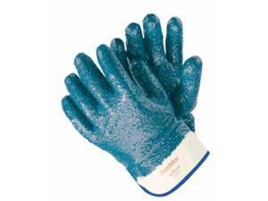 Nitrile Coated Gloves Large
